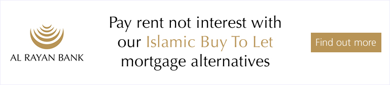 Buy To Let Islamic Mortgages. Click here to find out more.